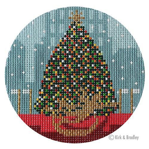 A New York Holiday- Rockefeller Center Tree