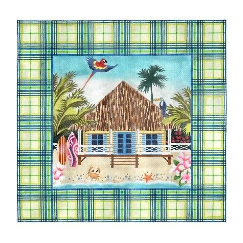 Tartan Tropical House KB24213