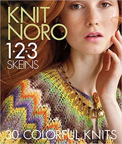 Knit Noro 1-2-3
