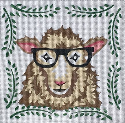 Lamb with Glasses ZIA-56