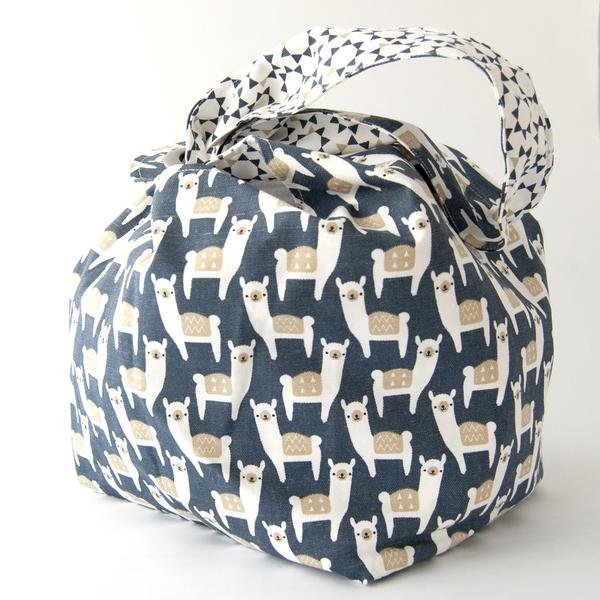 Binkwaffle Dumpling Large Project Bag