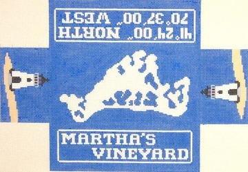Martha's Vineyard Doorstop