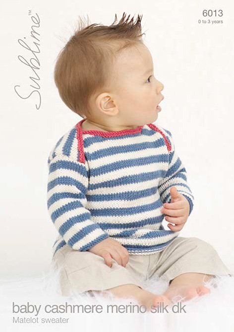 Matelot Sweater 6013