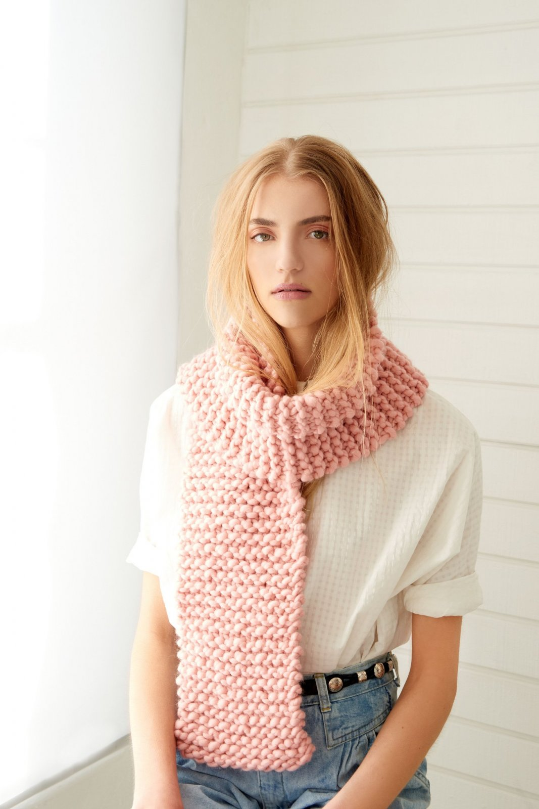 All You Knit Kit - My First Scarf