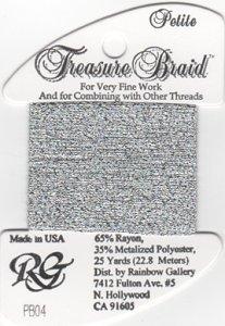 Treasure Braid Silver PB04