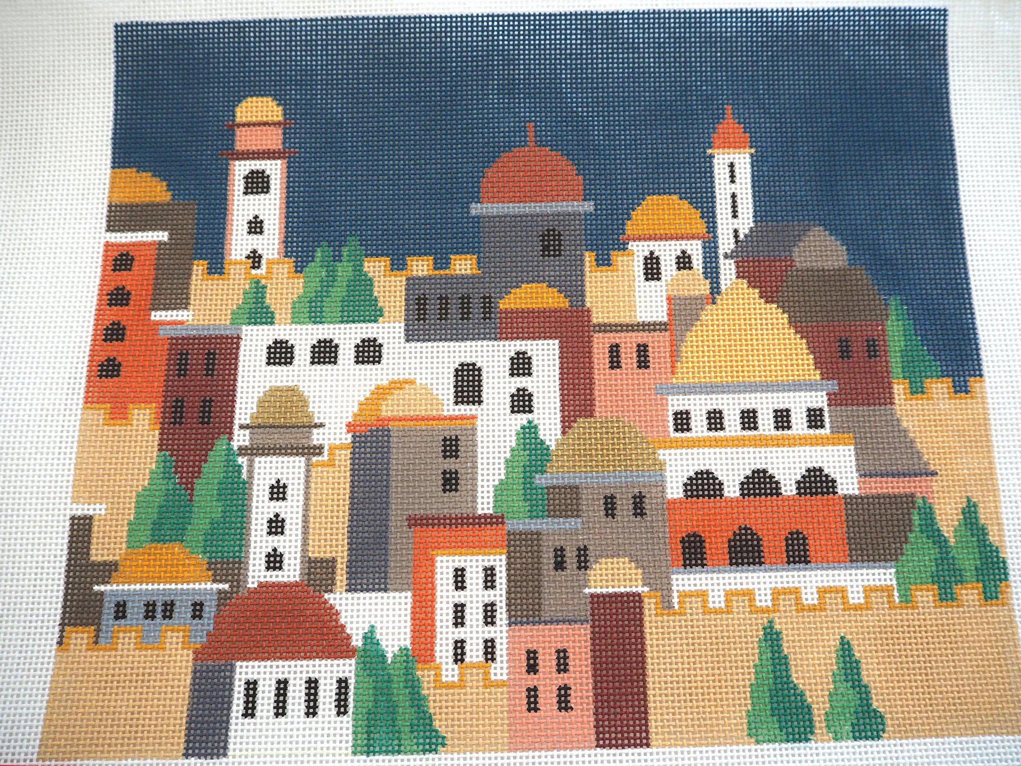 City of Jerusalem Day Sky Tallis Bag