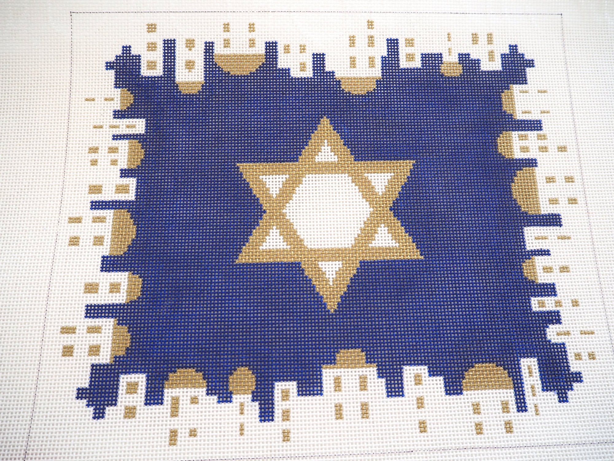 Blue City of Jerusalem Tallis Bag PF351