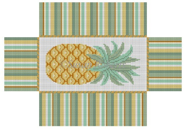 Pineapple Brickcover 6321