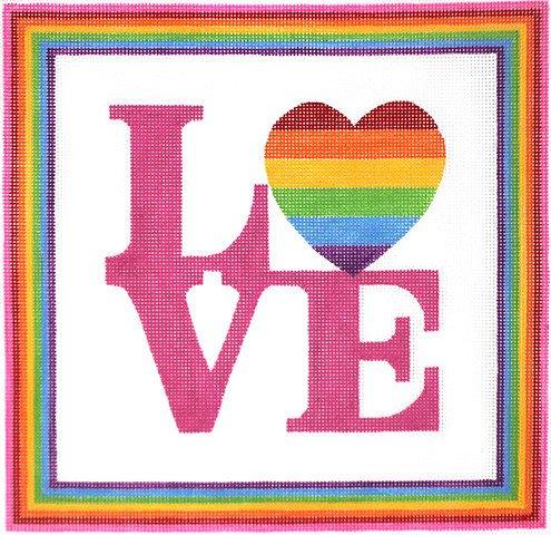 Rainbow Love PL-410