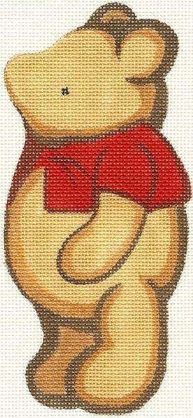 Pooh Ornament 177