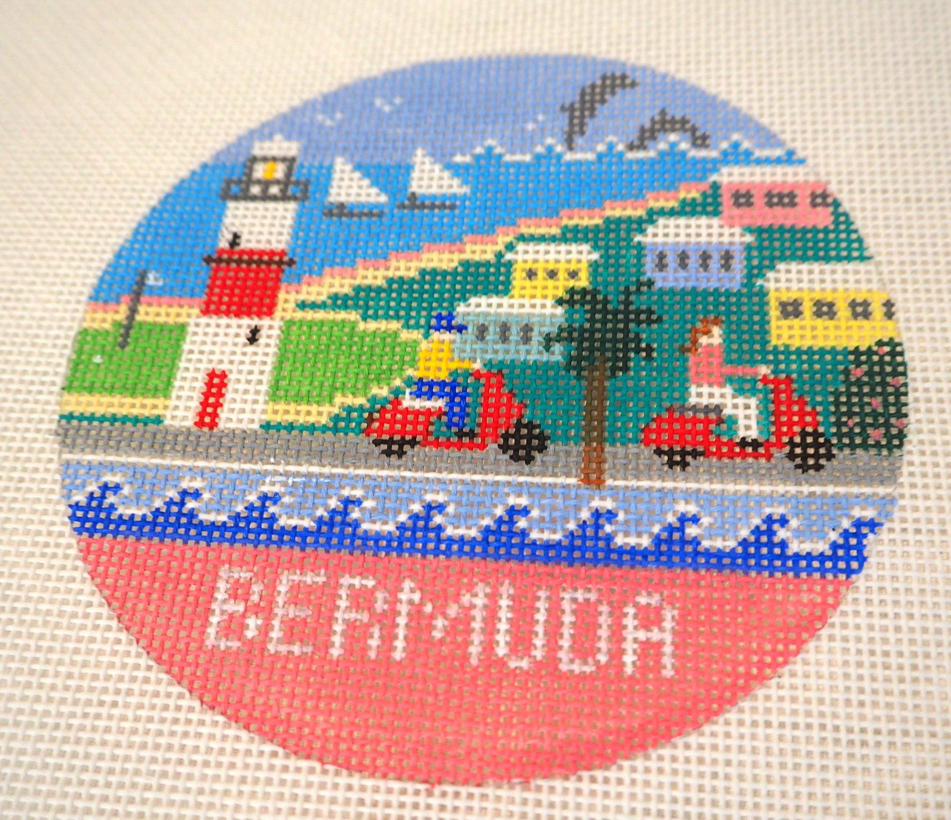 Bermuda Round, R-333