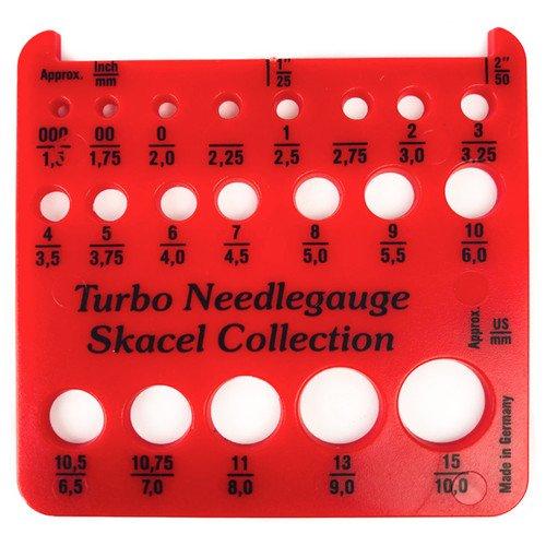 Needle Gauge Red Addi