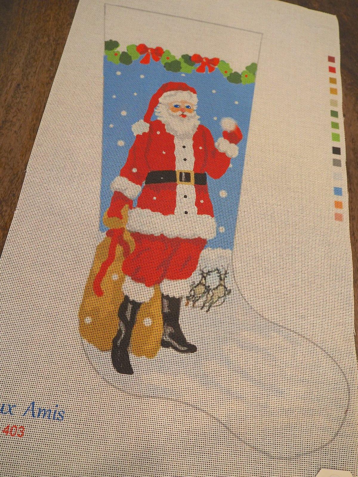 Santa's Ready CHS 403