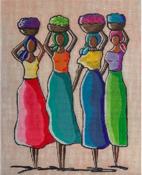 Four Women 707