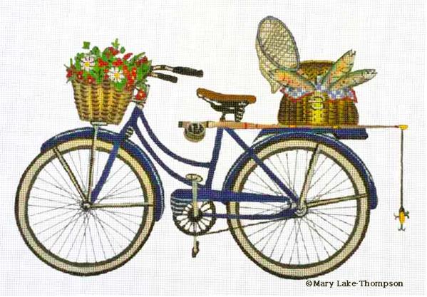 FISHING BICYCLE