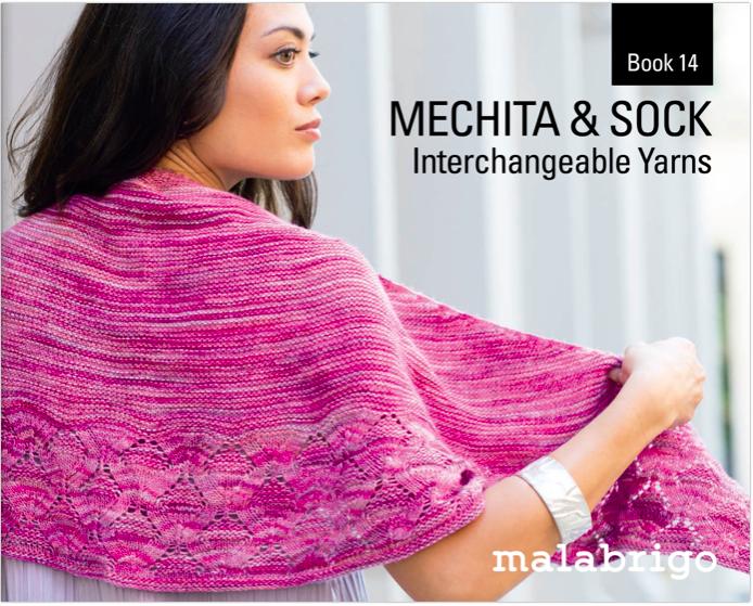 Malabrigo Book 14 - Mechita & Sock