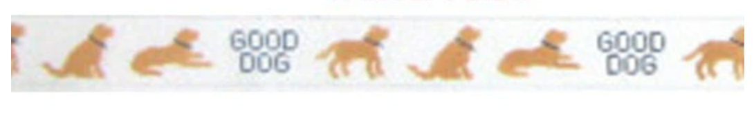 Good Dog Yellow Lab Belt