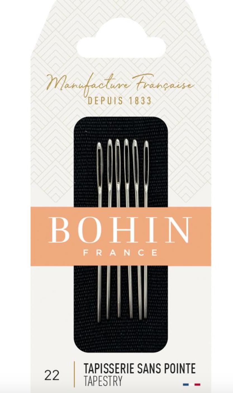 Needles Bohin