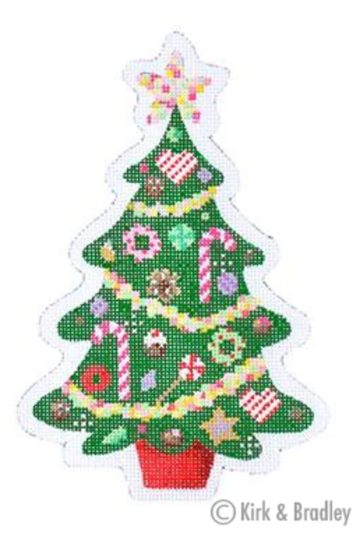 Christmas Candy Tree KB1354