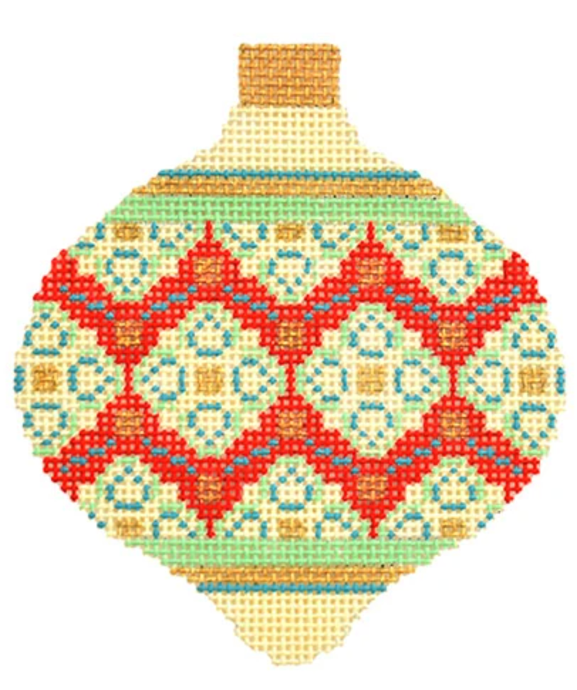 Florentine Bauble Diamond Variation KB 1595