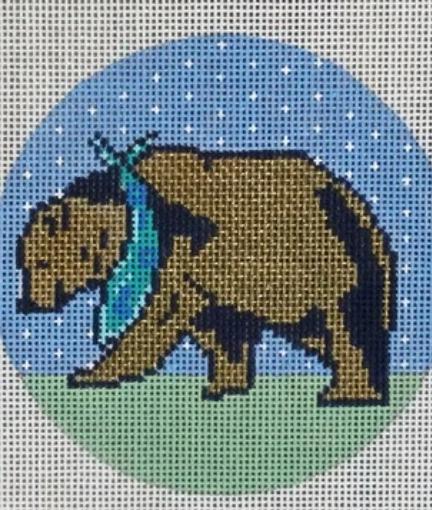 Benjamin Bear Round
