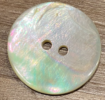 Mother of Pearl Button 23mm