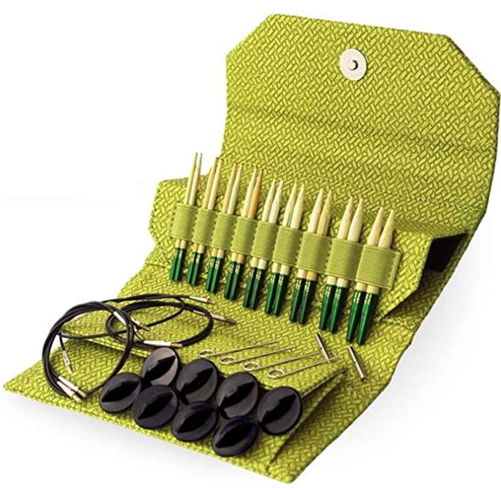 Lykke 3.5Tip Grove Interchangeable Needle Set