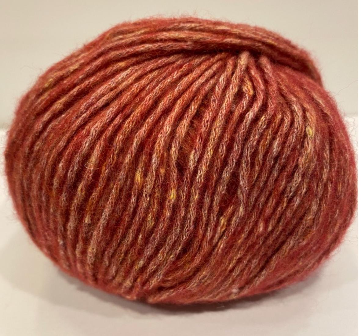Cotton Merino Tweed