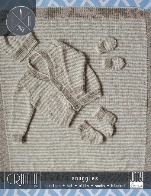 Snuggles Pattern - Criative DK
