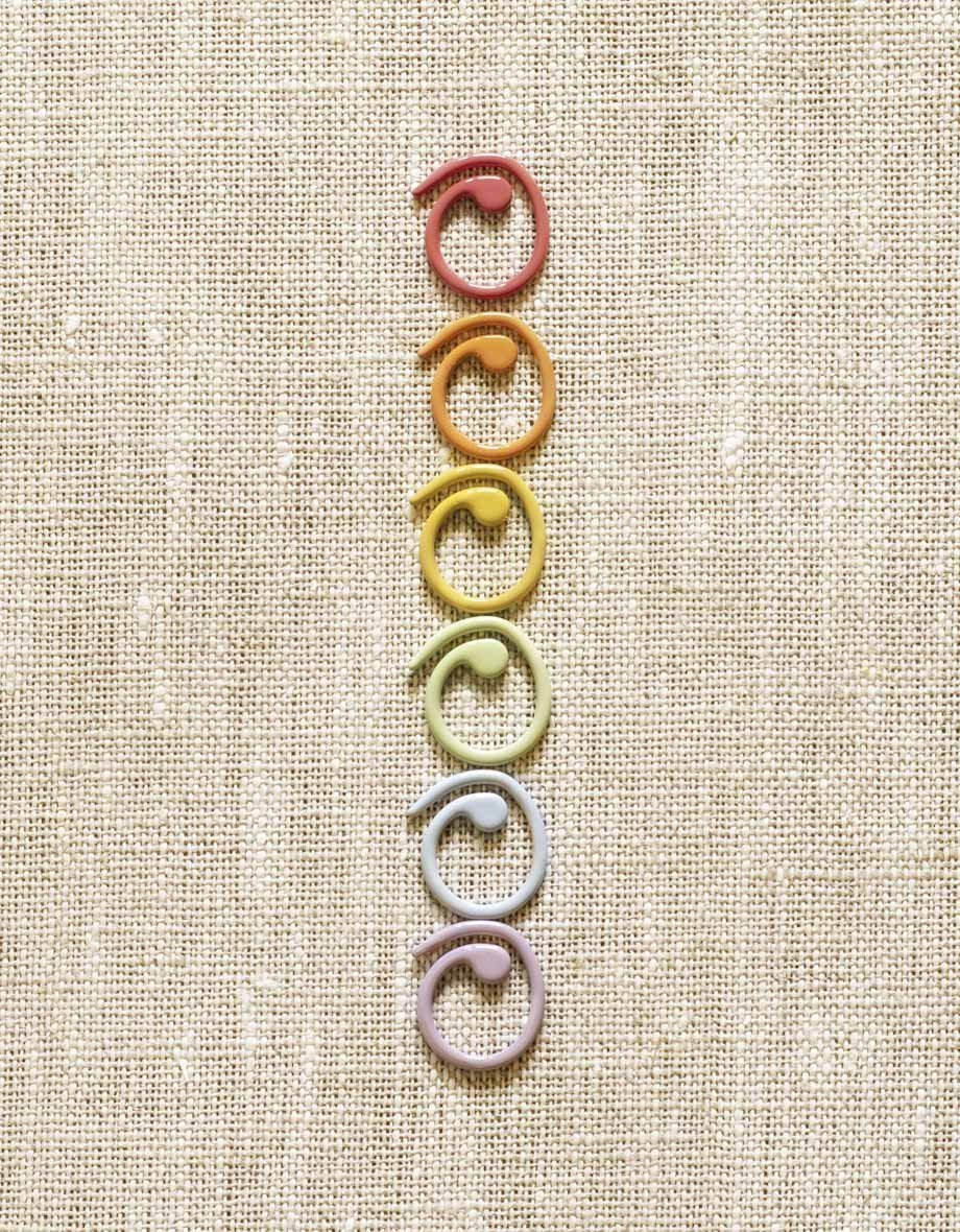 Split Ring Stitch Markers Cocoknits