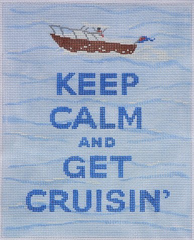 Keep Calm & Get Cruisin SS-160