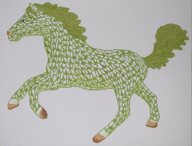 Trotting Horse SST-169