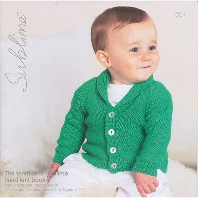Sublime Baby Book 657