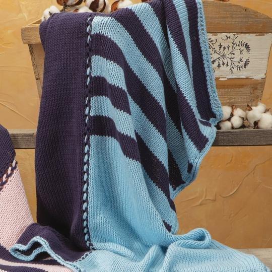 Tally Ho Baby Blanket Kit