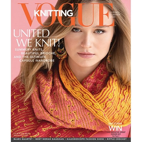 VOGUE KNITTING Spring/Summer 20