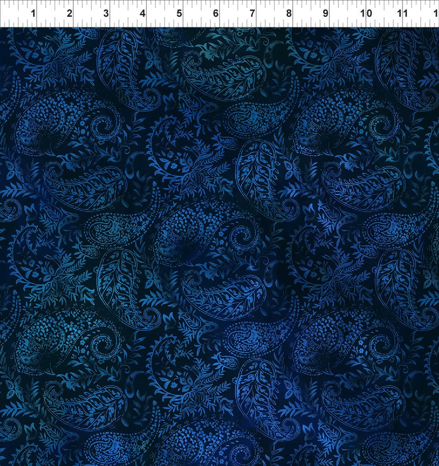 Seasons 1SEA-2, Paisley Blue