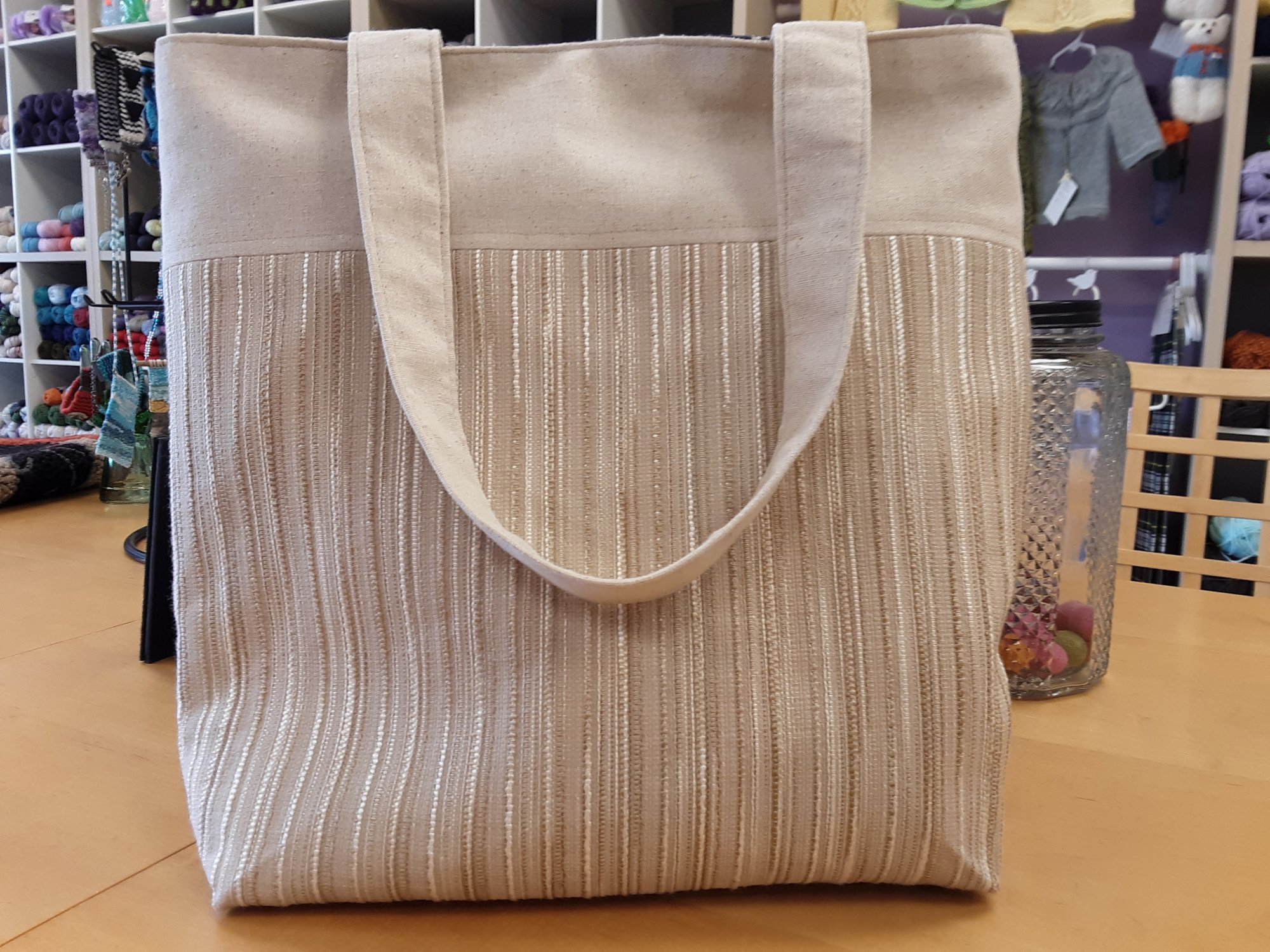 Handmade Tote Bags, Large