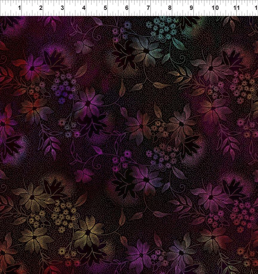Seasons 2SEA-4, Night Flowers Multi