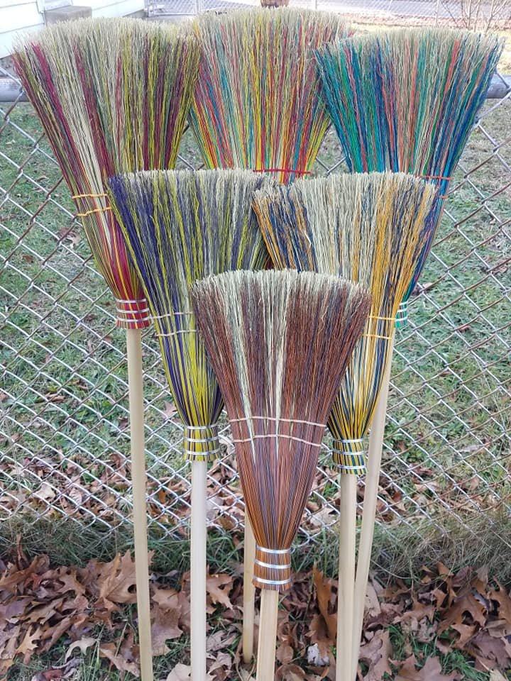 Broom, full size