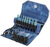 Lykke 3.5 Interchangeable Needle Set, Indigo