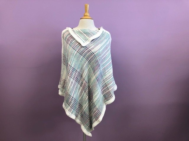 Multi Directional Poncho