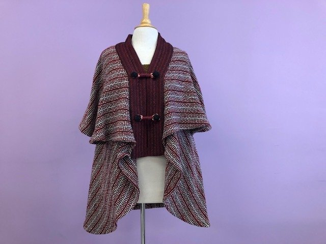 Tiered Cape
