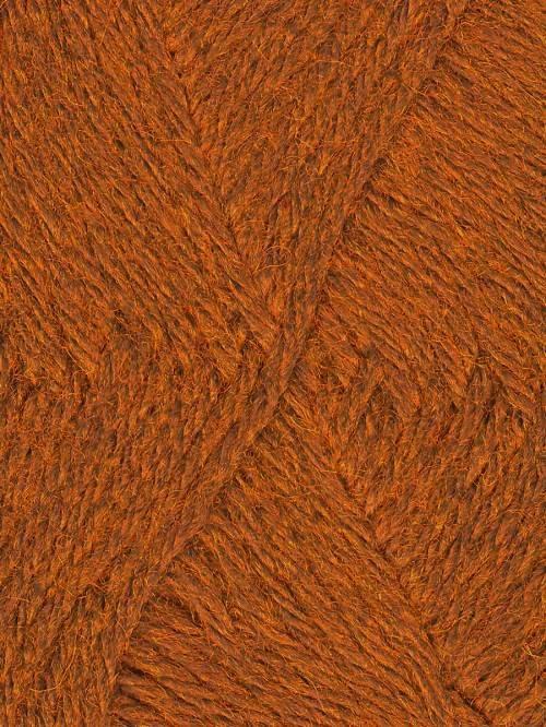 Teenie Weenie Wool, #12 Pumpkin