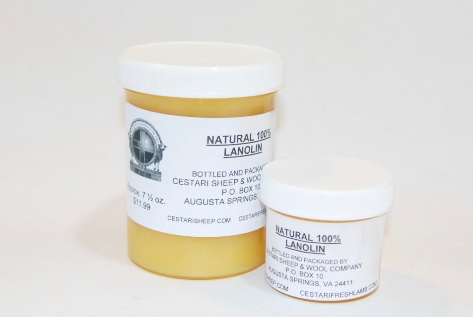 Natural  100% Lanolin, 7.5 ounces