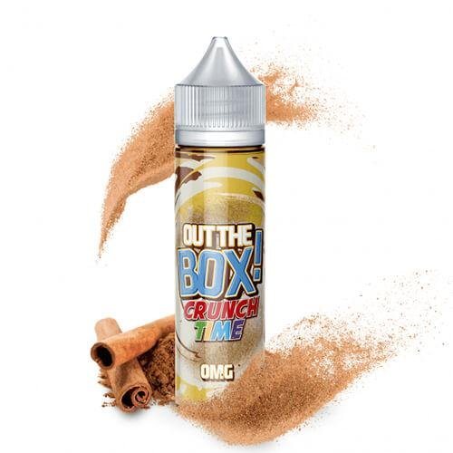 Crunch Time 60ml (Out of the Box)