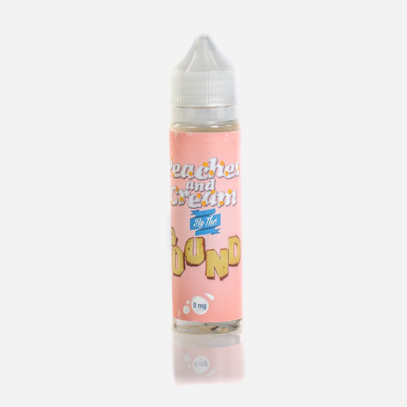Peaches & Cream 60ml