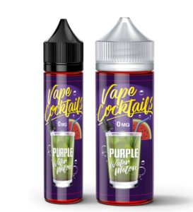 Purple Watermelon 100ml - copy