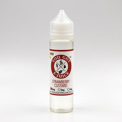 Strawberry Custard 60ml