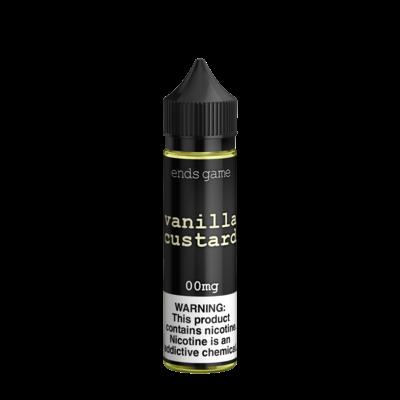 Vanilla Custard 60ml