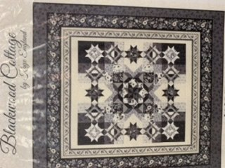 Kit Blackwood Cottage Quilt Twin Includes Backing